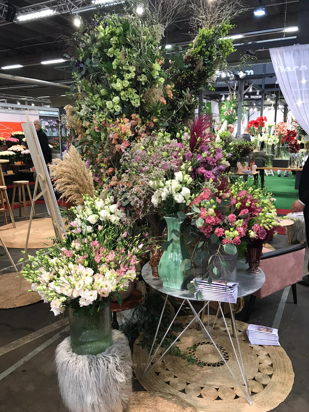 montana lisianthus trade fair 2